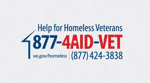 wisconsin department of veterans affairs homelessness
