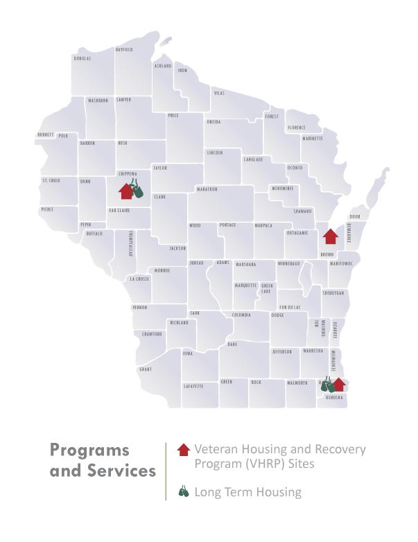 Wisconsin Department of Veterans Affairs Veteran Housing and